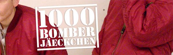 1000 Bomberjäeckchen
