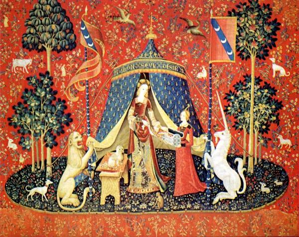 Die Dame mit dem Einhorn - À mon seul désir