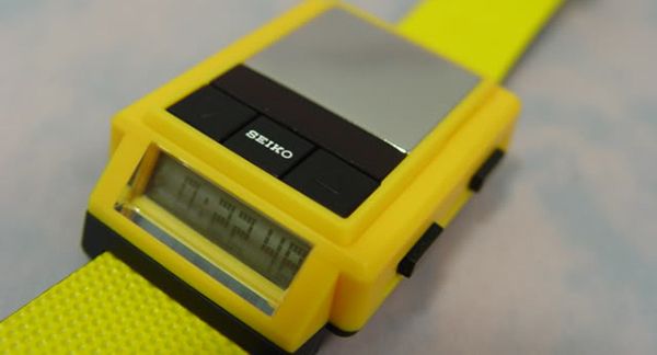 Armbanduhr mit Drumcomputer