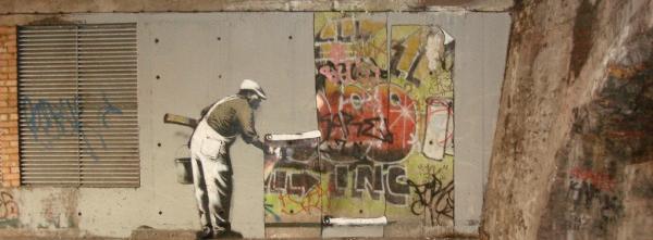 Banksy vs. Robbo