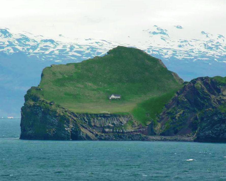 Abgelegenste Insel