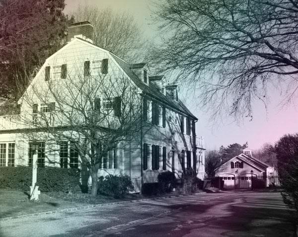 Amityville Haus zu kaufen