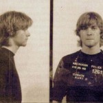 Kurt Cobain Polizeifotos