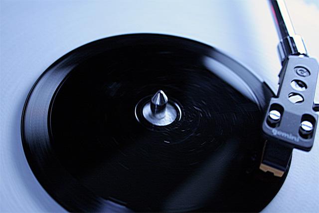 Vinyl CD Hybrid