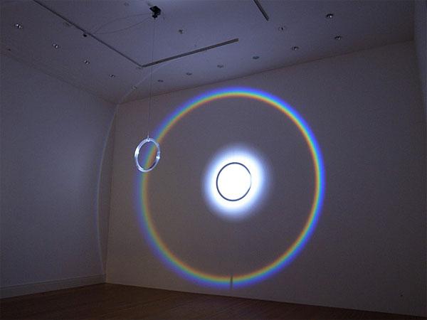 Round Rainbow von Olafur Eliasson