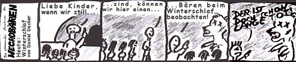 Necrobär Winterschlaf