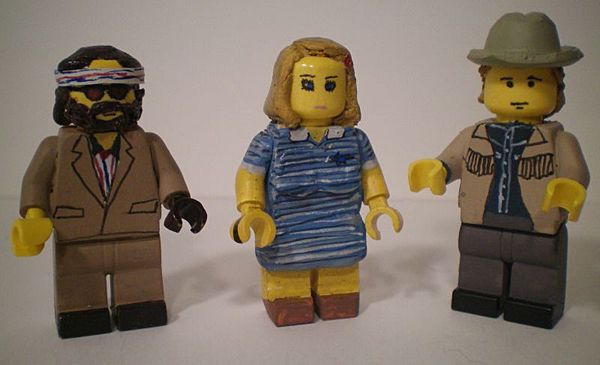 the royal tenenbaums lego set