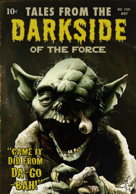 Star Wars Zombies - Tales from the Darkside