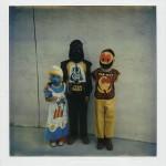 Schlumpf, Darth Vader und Pacman
