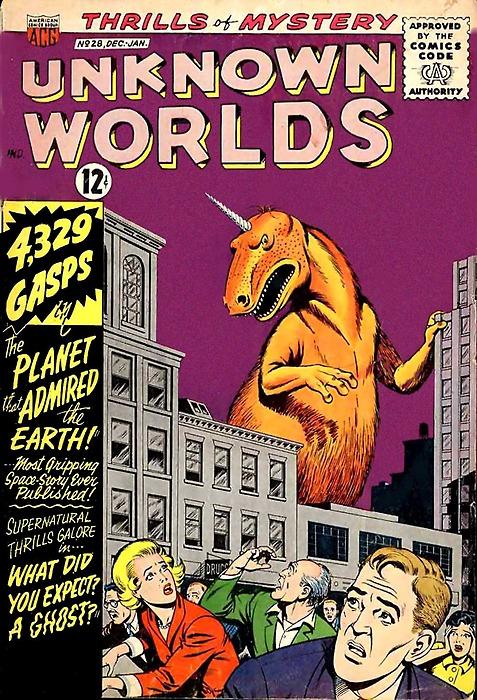 unknown worlds