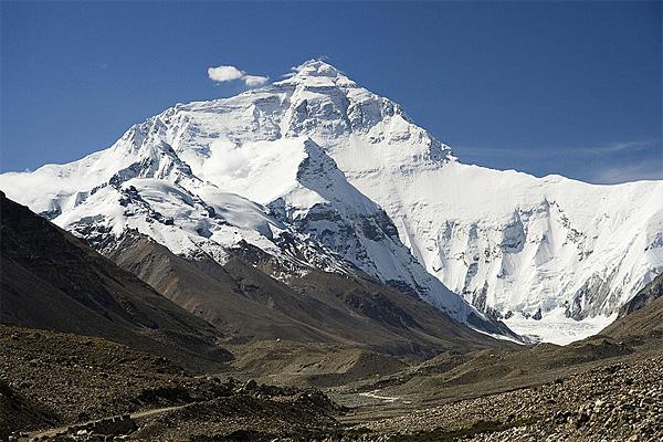 3G auf dem Mount Everest