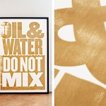 Anti BP Kunst von Anthony Burrill