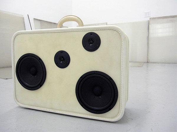 Boomcase - Alte Koffer als Aktivboxen