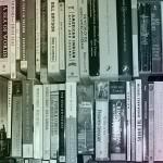 Bücherrücken