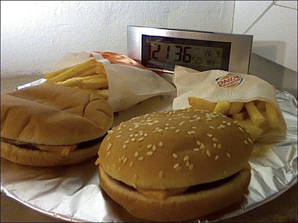 Hamburger Experiment