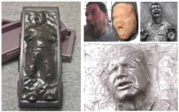 Han Solo Karbonitschokolade