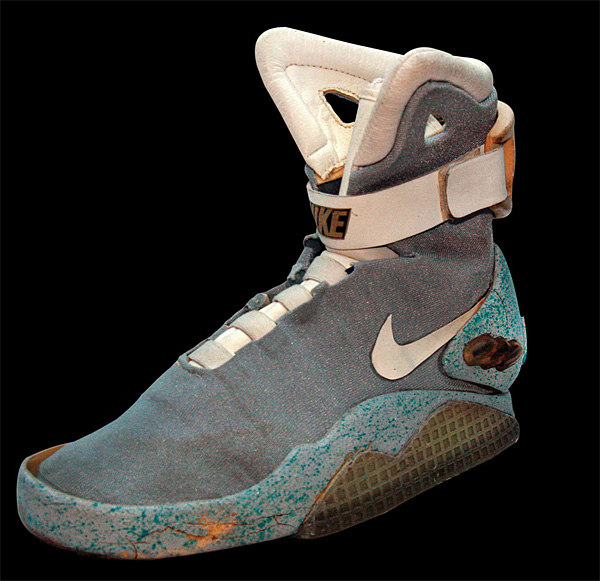 new york arrives cheap prices Marty McFly 2015 Nike Mag Schuhe kaufen ⋆ Kotzendes Einhorn