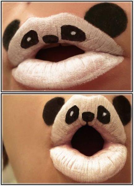 Panda Lippen