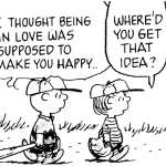 Peanuts - In Love