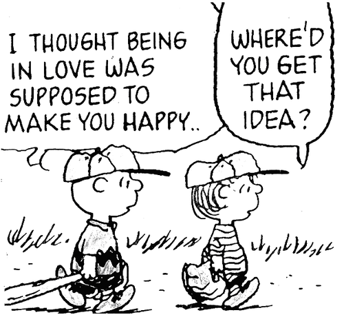 Peanuts - In Love