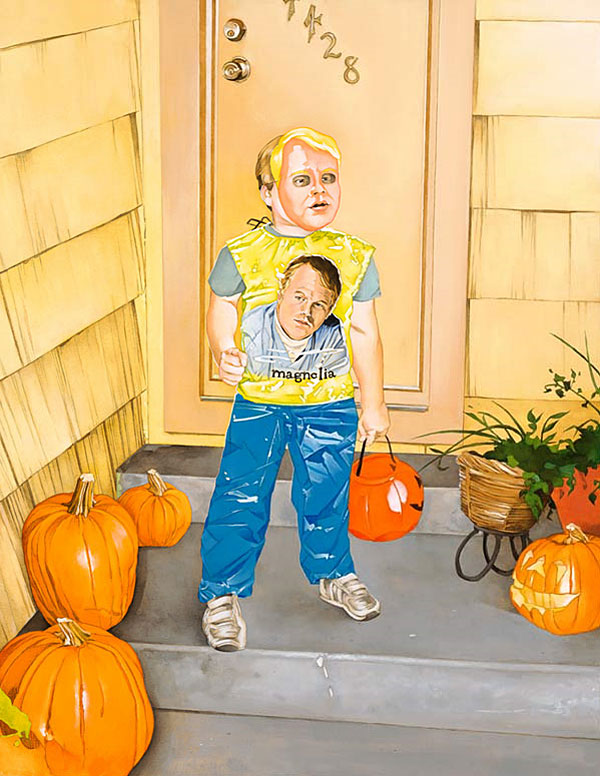 Philip Seymour Hoffman Halloween Kostüm