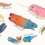Wale mit Persönlichkeitsstörungen
