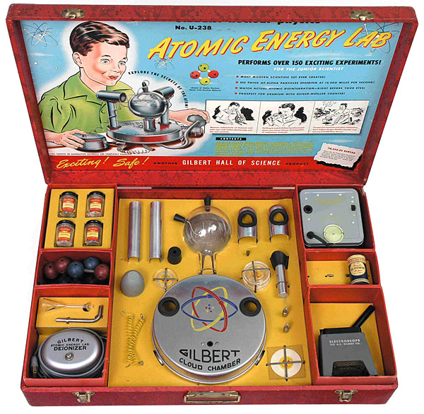 Glibert Atomic Energy Lab