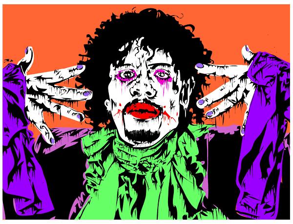 Dave Chapelle Prince Joker