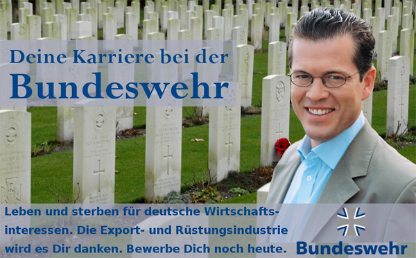 Guttenbergs Wirtschaftsinteressen