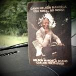 Nelson Mandela Lufterfrischer