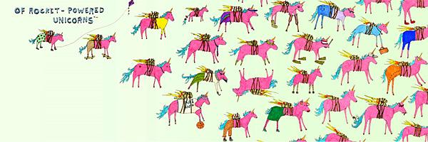 Rocket Powered Unicorns