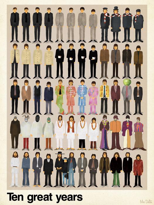 Beatles - Ten Great Years