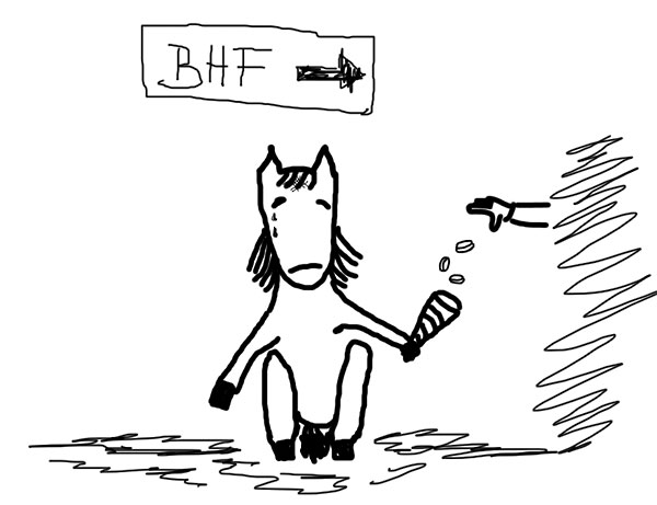 Einhorn HBF