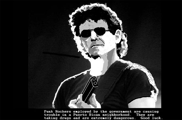 Lou Reed - Street Hassle