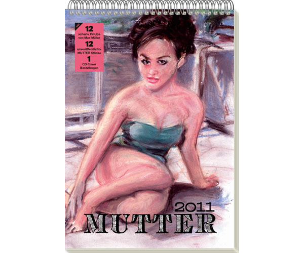Mutter Kalender 2011