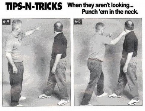 punch trick