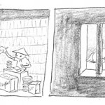 Banksy Simpsons Storyboard