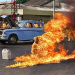 Brennender Mönch, Saigon