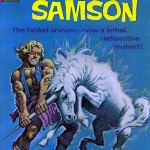 Mighty Samson Mutant Unicorn