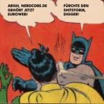Nerdcore vs Euroweb