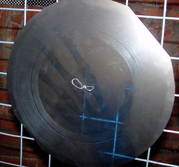 Röntgenschallplatte - Musik auf den Rippen