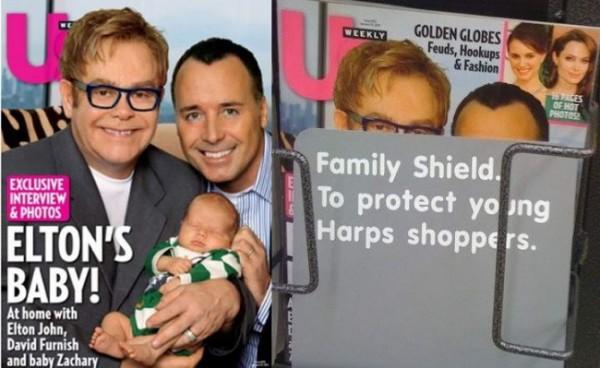 US Weekly - Elton John