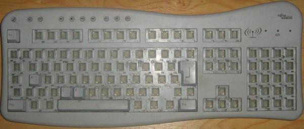 Die Guttenberg Tastatur bei Ebay