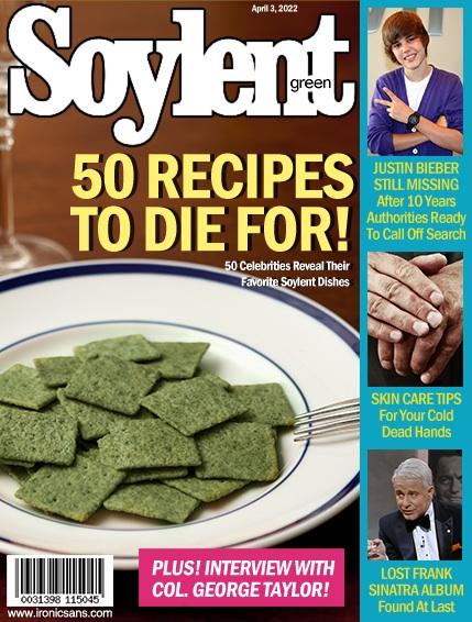 Soylent Green Rezepte