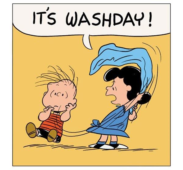 Warm Blanket Charlie Brown