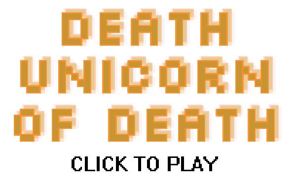 Death Unicorn Of Death
