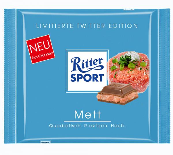 Rittersport Mett