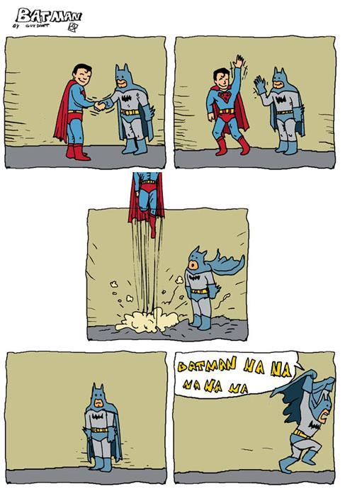 Batman und Superman