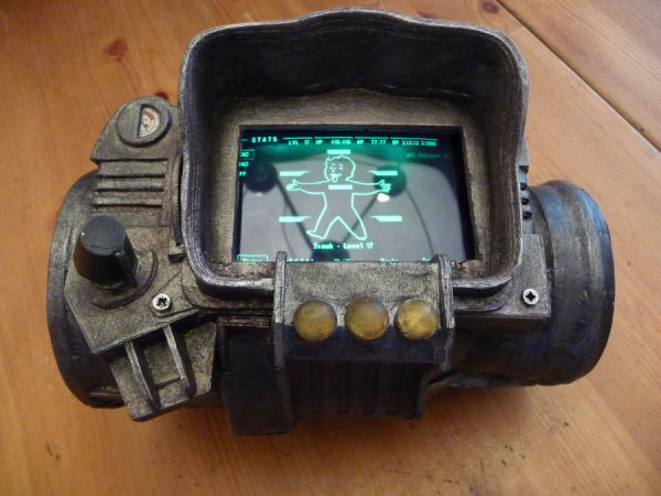 iPhone Pipboy 3000