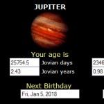 Planeten, Alter!
